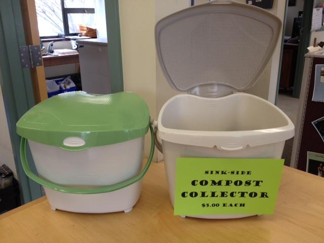 Sureclose Sinkside Food Waste Collectors