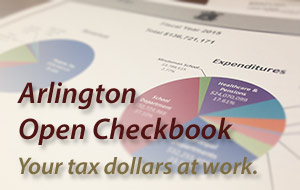Click here to access Open Checkbook