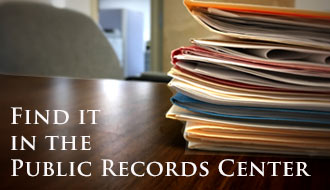 Find it in the Public Records Center