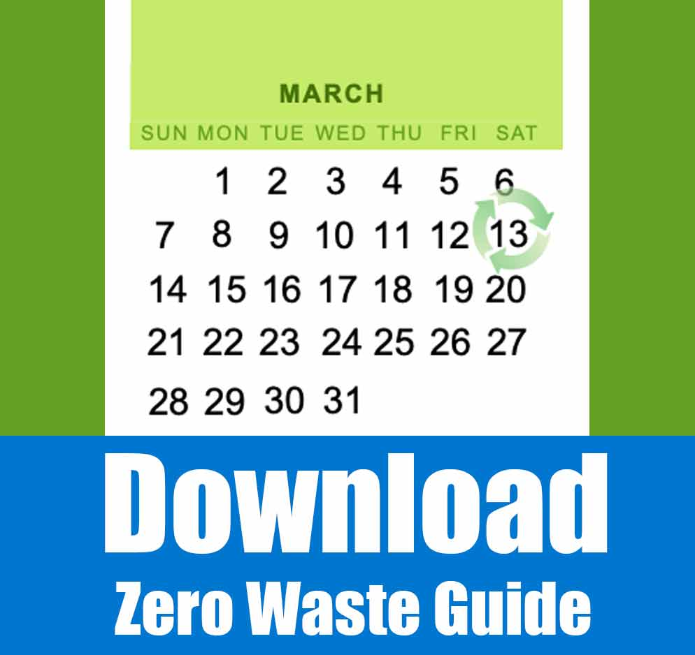 Click here to download the Recycle and Trash Guidelines