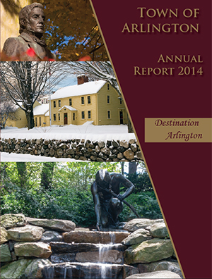2014 Annual Report Cover Image