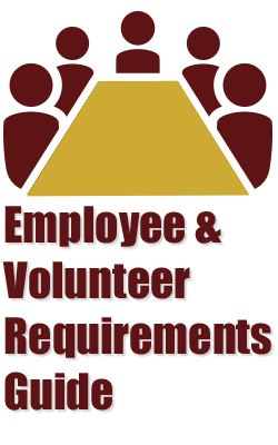 Click here to download the Town of Arlington Employee and Volunteer Requirements Guide