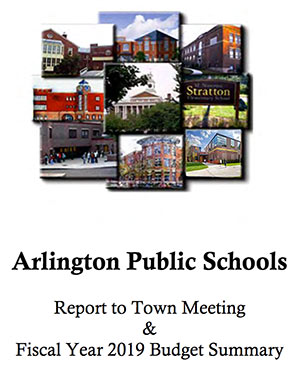Click here to learn about Arlington Public School Financial Information