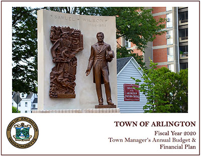 FY2020 Town Manager's Annual Budget and Financial Plan