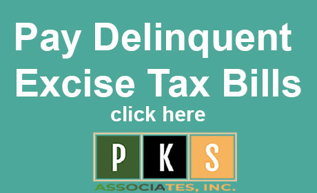 Click here to pay a delinquent excise tax bill