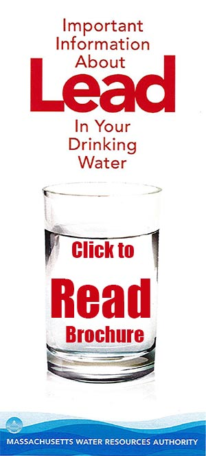 Read Important Info about Lead in Drinking Water