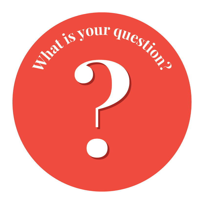 Question Campaign Question Mark
