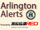 Arlington Alert Icon