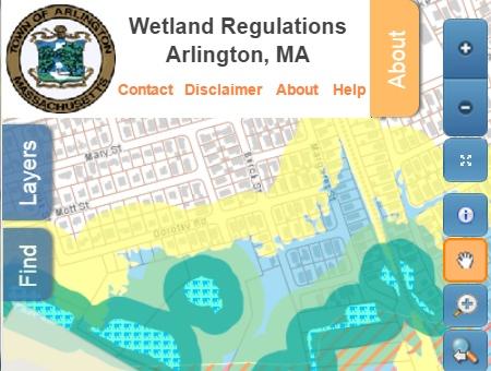 Wetland and Floodplain Map